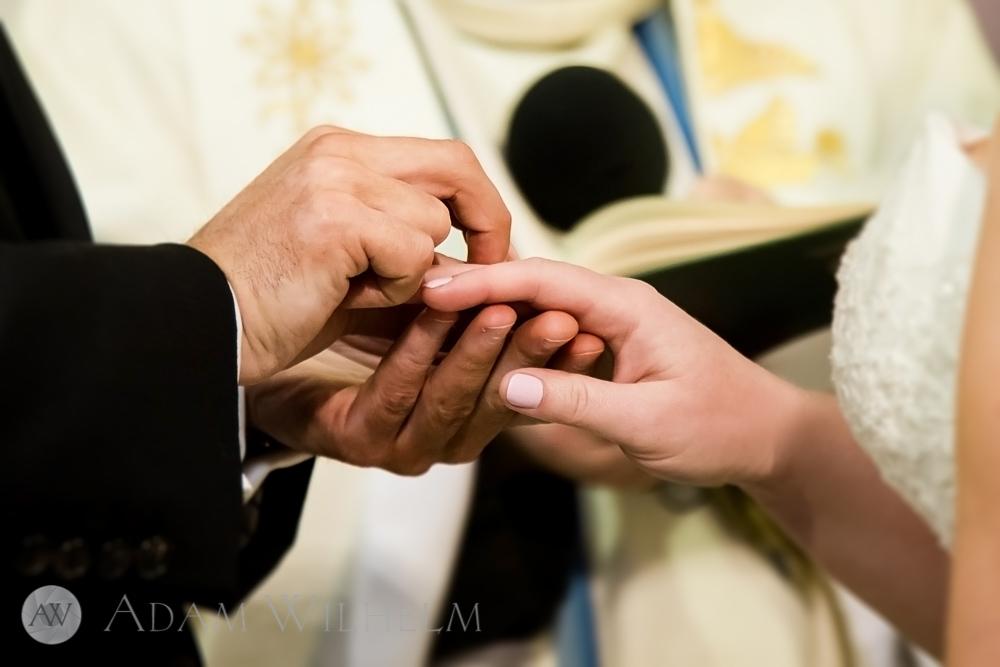 Przysięga małżeńska.