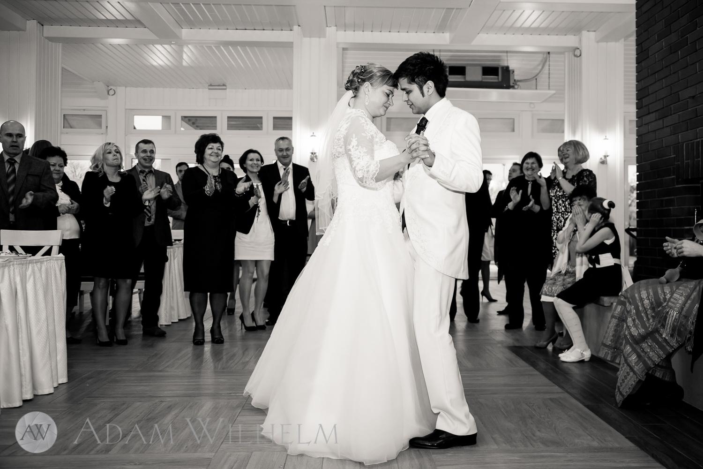 Ola i Monu pierwszy taniec.